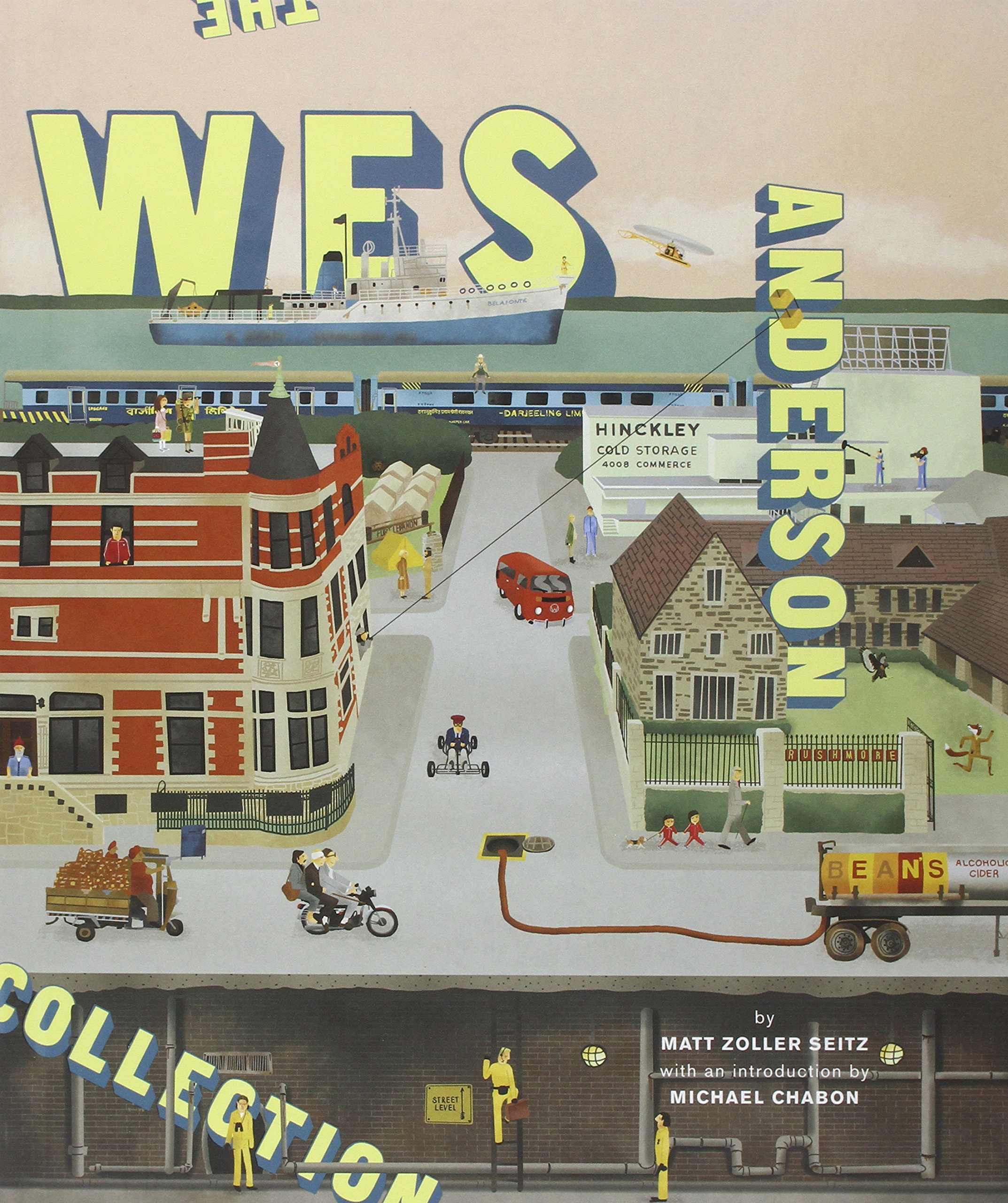Review: Matt Zoller Seitz's The Wes Anderson Collection