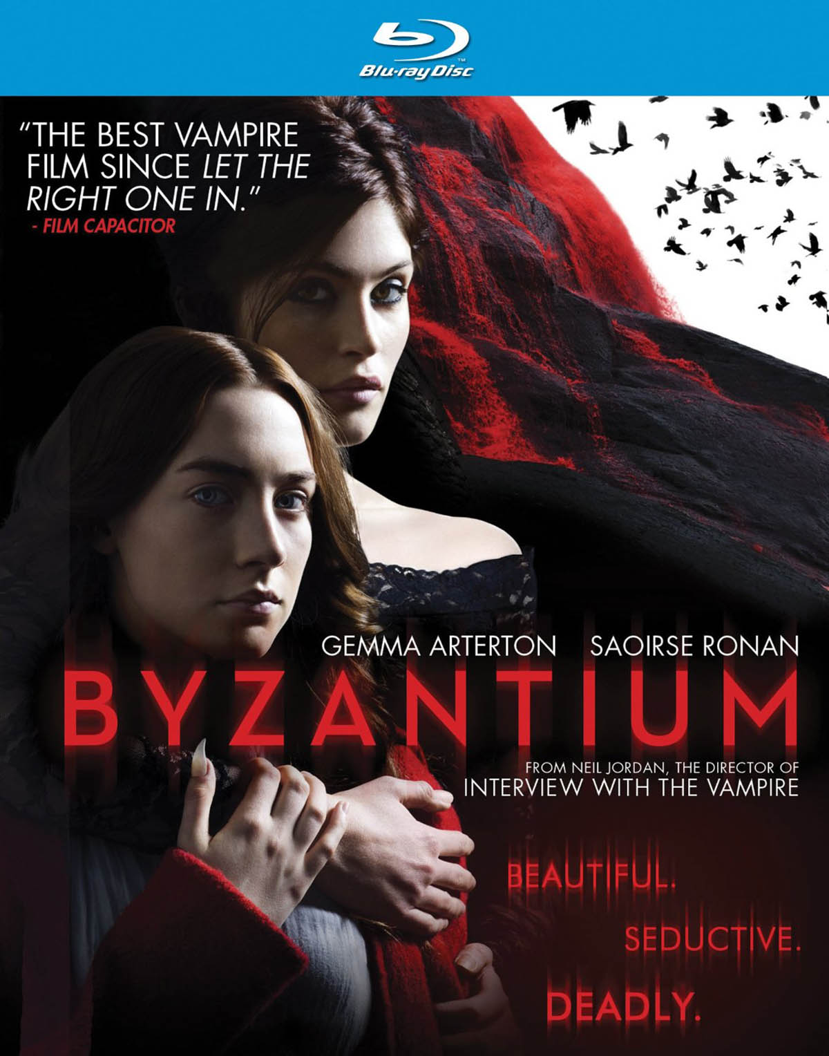 big sale b9bb0 285f5 An early series of brief moments casts a pall over all of Byzantium. We see  Eleanor (Saoirse Ronan), a pretty teenager, writing in a diary that she  soon ...