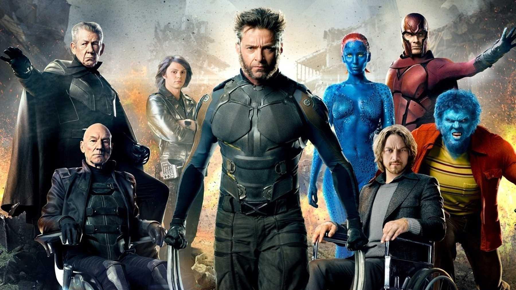 Debut Trailer Drops for Bryan Singer's X-Men: Days of Future Past