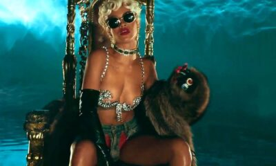 "Music Video: Rihanna, ""Pour It Up"""