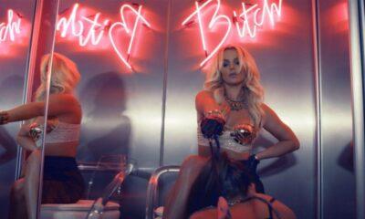 """Music Video: Britney Spears, """"Work Bitch"""""""