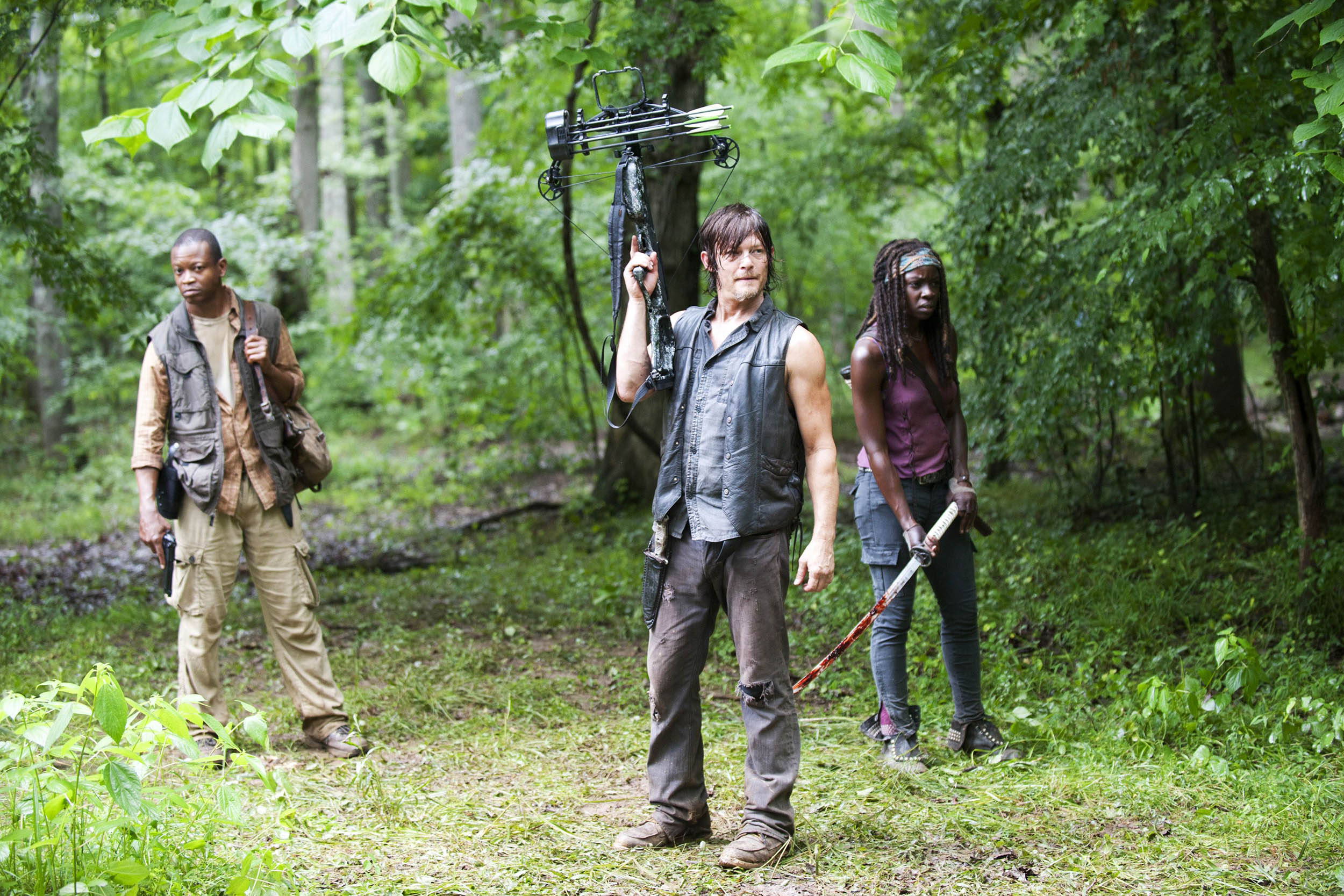 The Walking Dead Recap: Season 4, Episode 3, Isolation