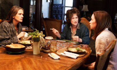 Oscar Prospects: August: Osage County, Or That Time Julia Roberts Stole Meryl Streep's Show