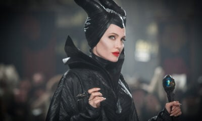 Poster and Trailer Drop for Disney's Maleficent, Starring Angelina Jolie