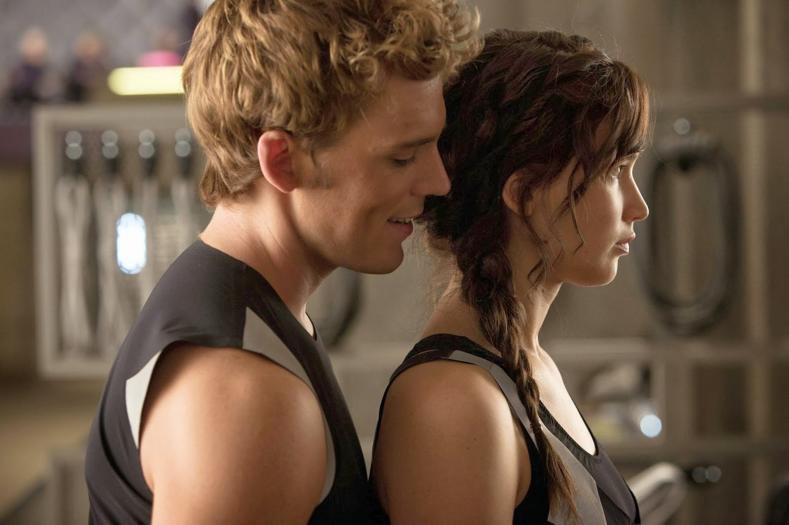 The Hunger Games: Catching Fire and the Emotional Breakdown of a Totalitarian Facade