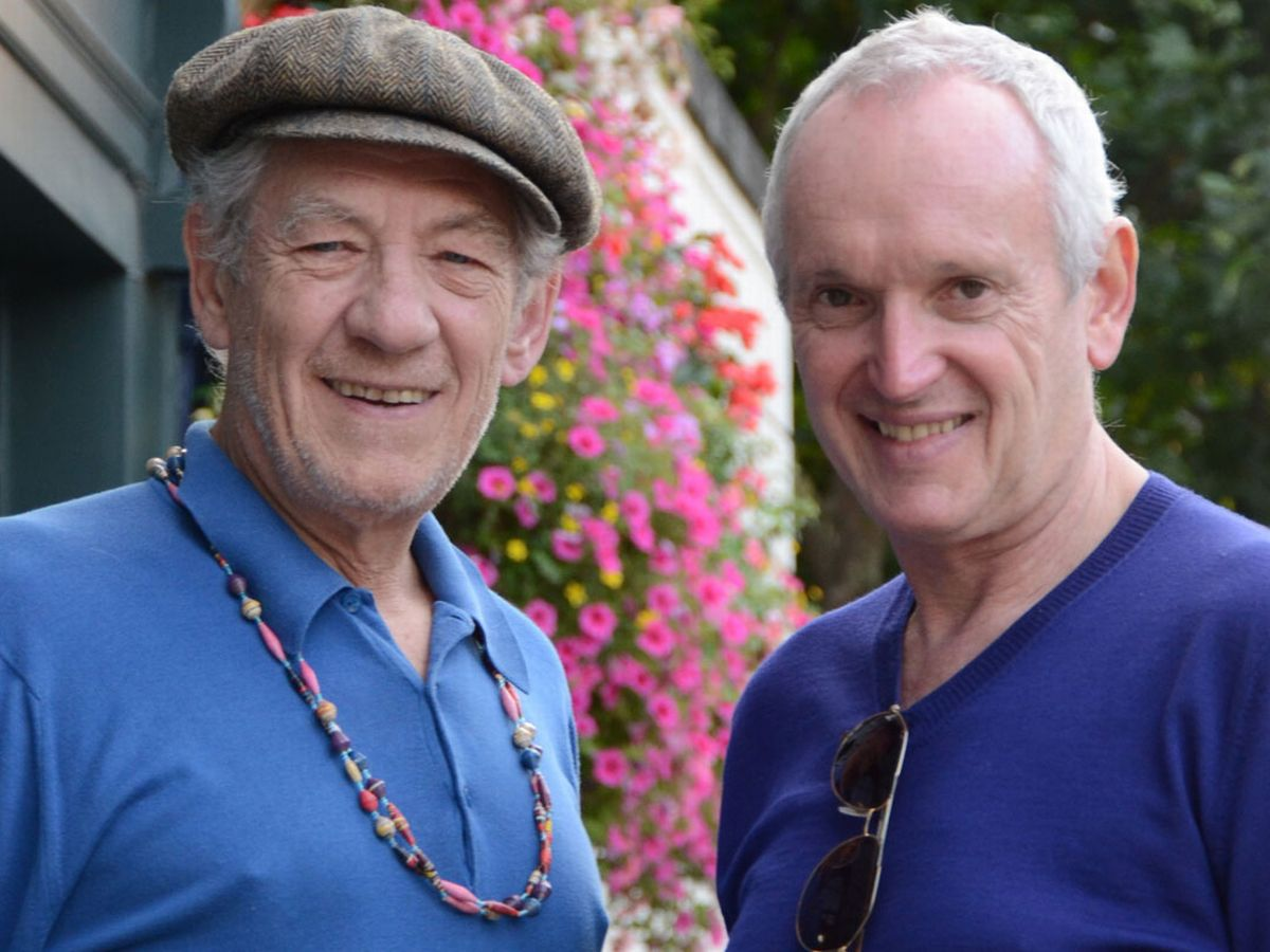 Interview: Ian McKellen and Sean Mathias on Waiting for Godot and No Man's Land
