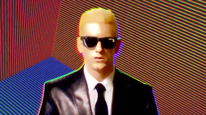 "Music Video: Eminem, ""Rap God"""