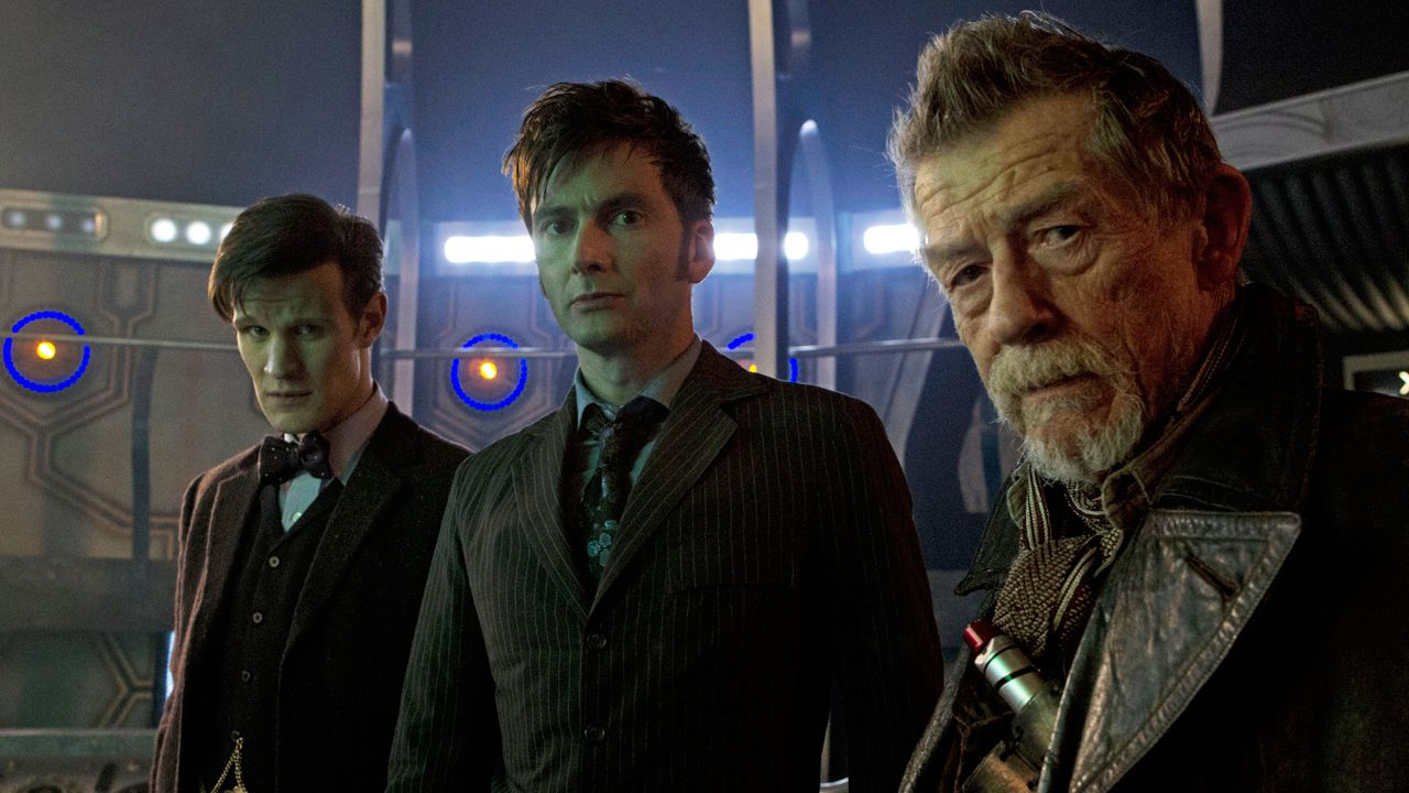 Doctor Who, 50th Anniversary