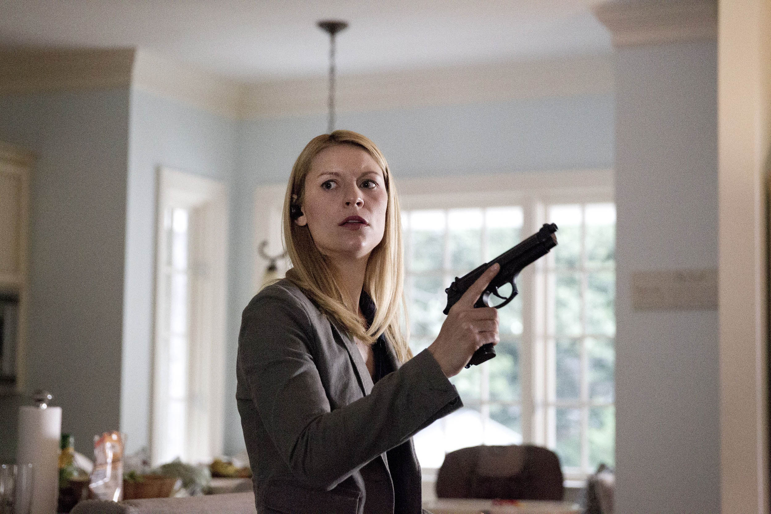 Homeland, Still Positive