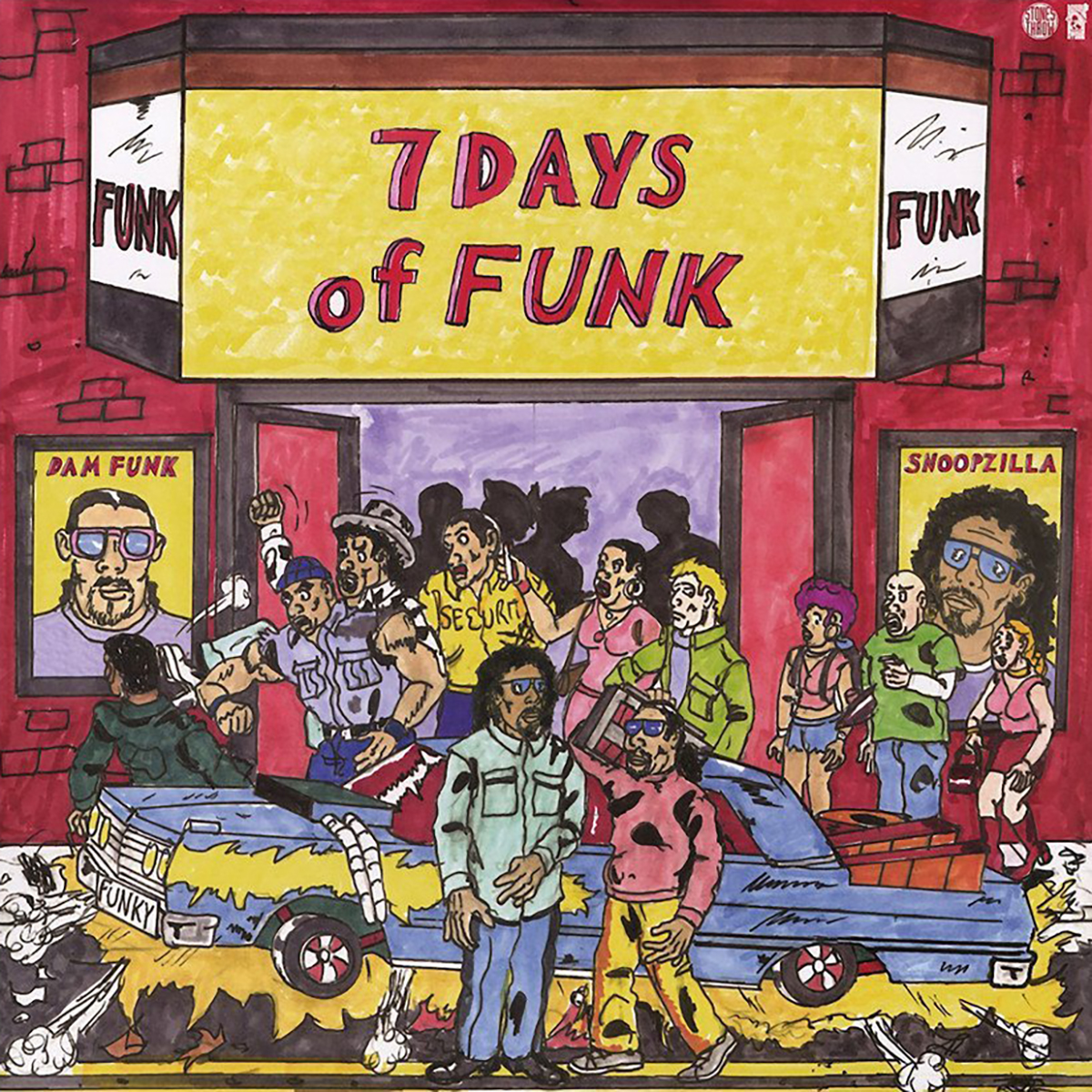 7 Days of Funk, 7 Days of Funk