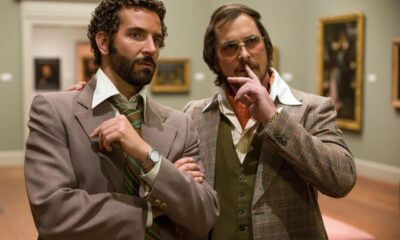 Oscar Prospects: American Hustle, David O. Russell's Thick Slice of Voter-Friendly Trash
