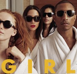 Pharrell Williams, G I R L