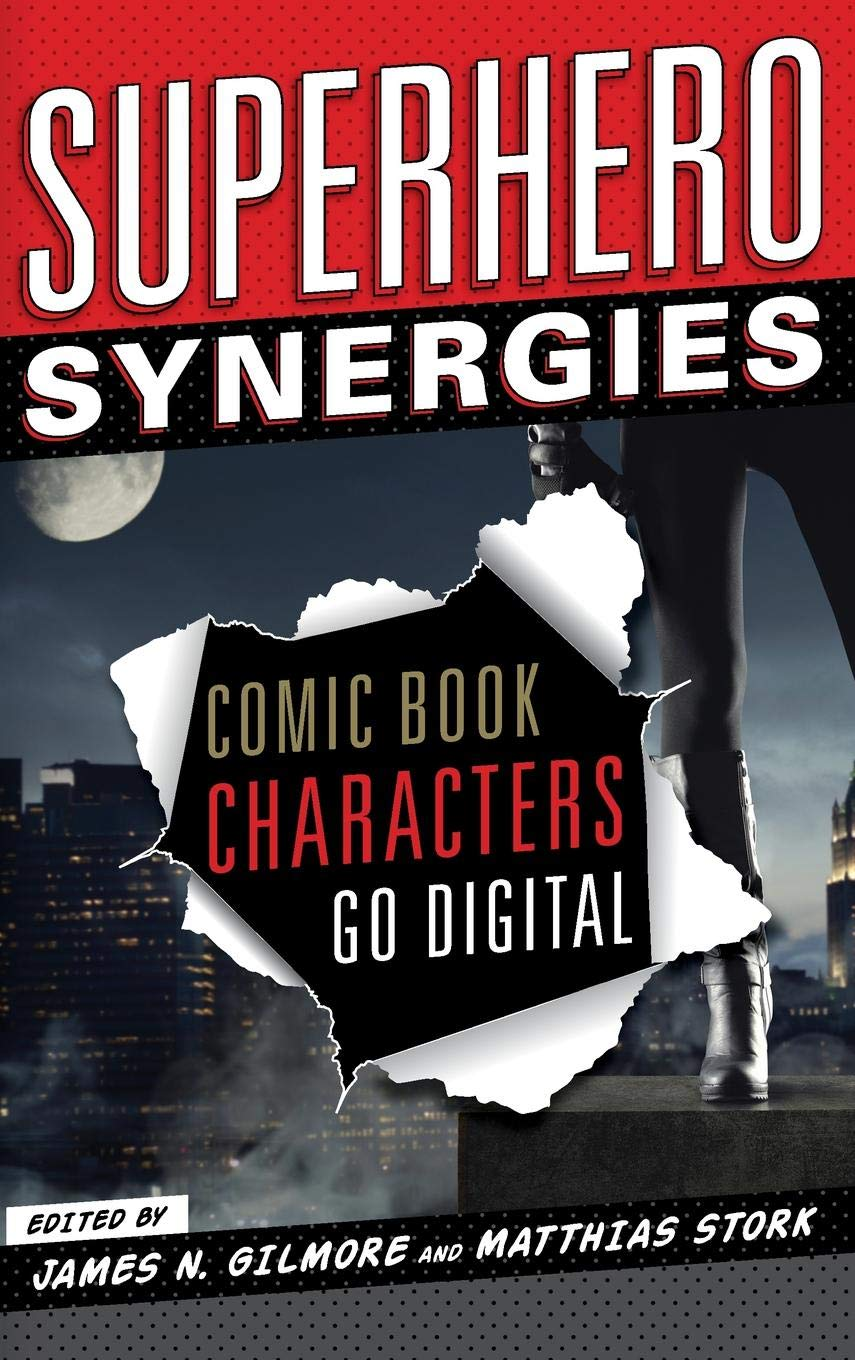 Review: Superhero Synergies: Comic Book Characters Go Digital