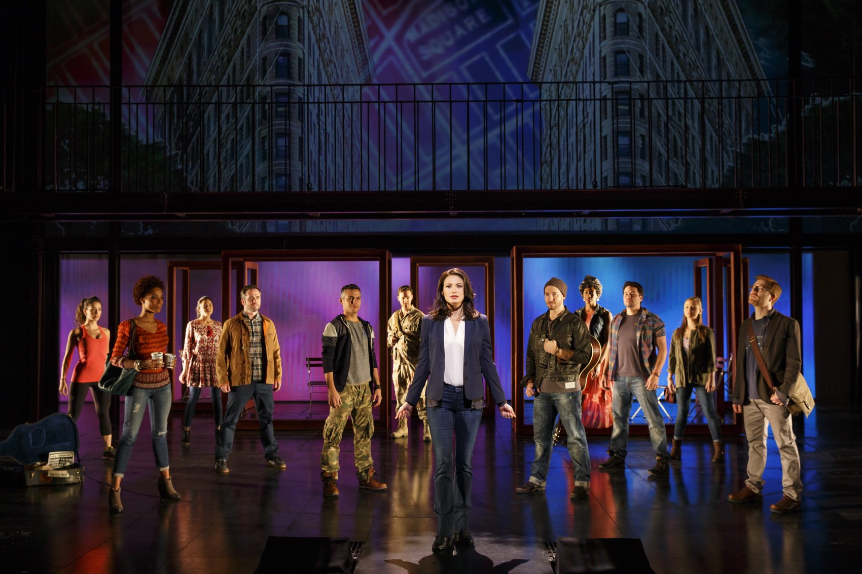 Review: If/Then at the Richard Rodgers Theatre