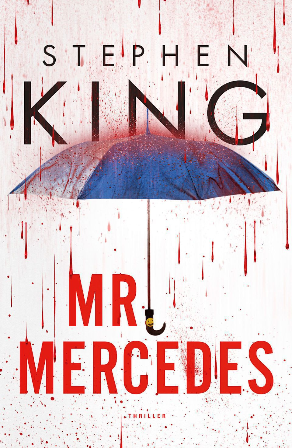 Review: Stephen King's Mr. Mercedes