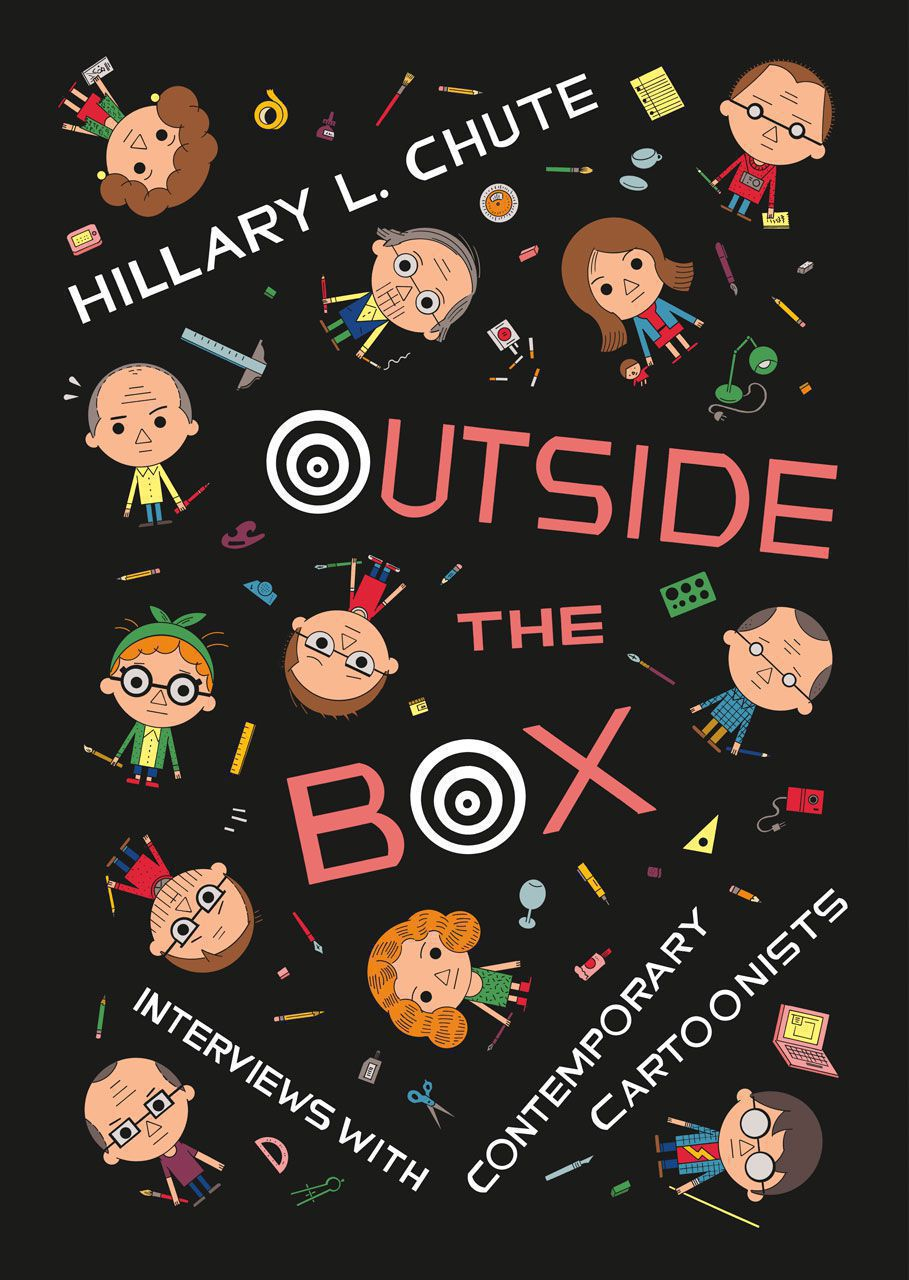 Review: Hillary L. Chute's Outside the Box: Interviews with Contemporary Cartoonists
