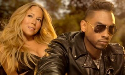 "Mariah Carey featuring Miguel, ""#Beautiful (Cazzette Remix)"""