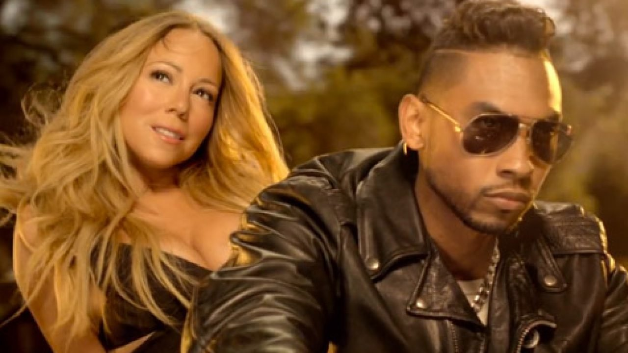 "Mariah Carey featuring Miguel, ""#Beautiful (Cazzette Remix)"""