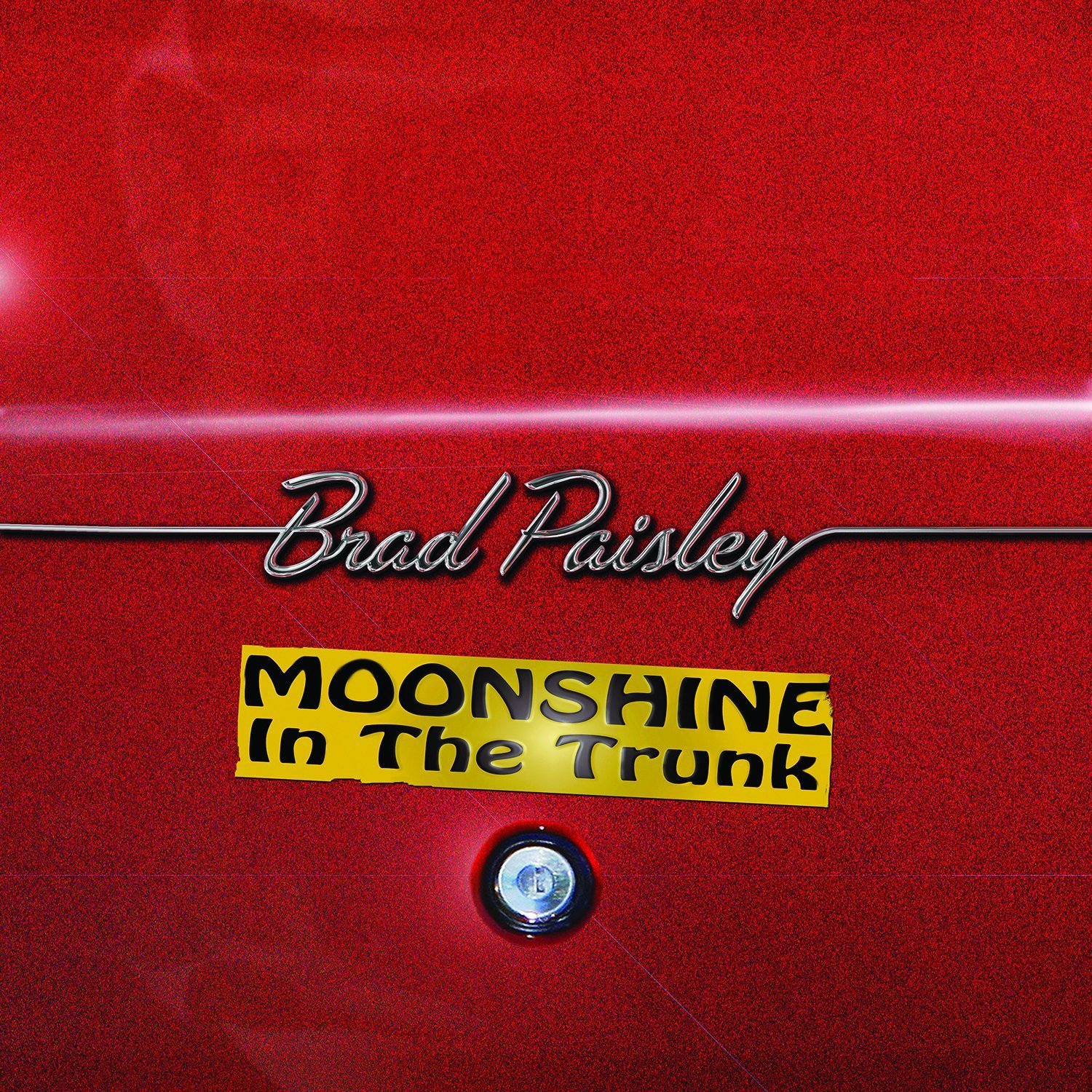 Brad Paisley, Moonshine in the Trunk