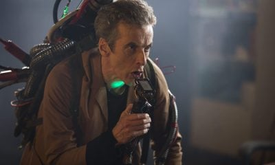 Doctor Who, The Caretaker