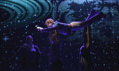 Review: The Curious Incident of the Dog in the Night-Time at the Ethel Barrymore Theatre