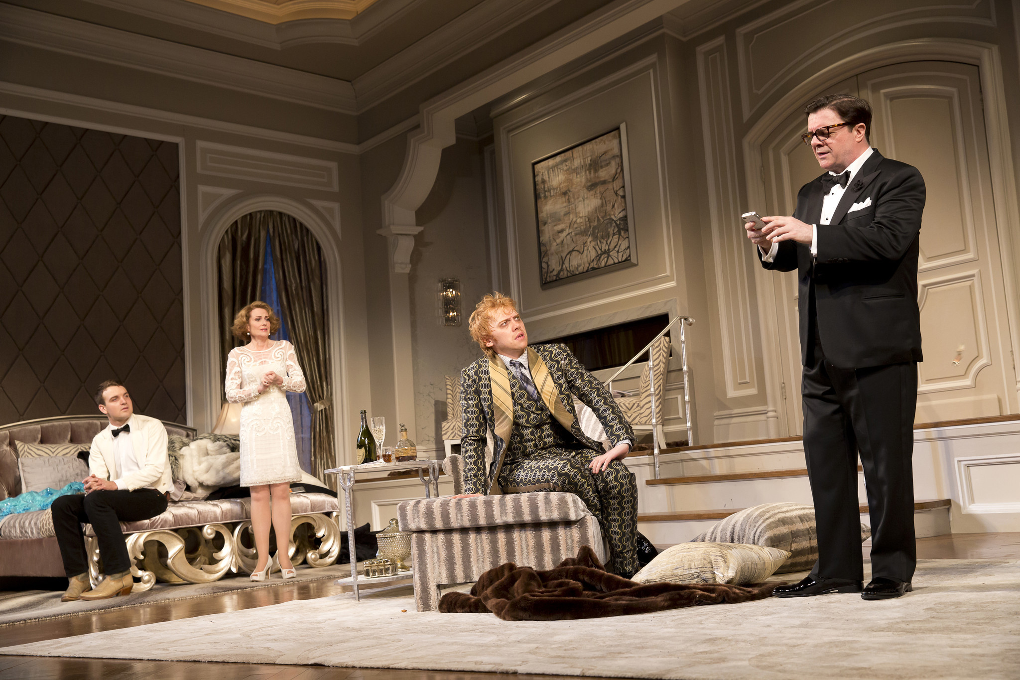 Review: It's Only a Play at the Gerald Schoenfeld Theatre
