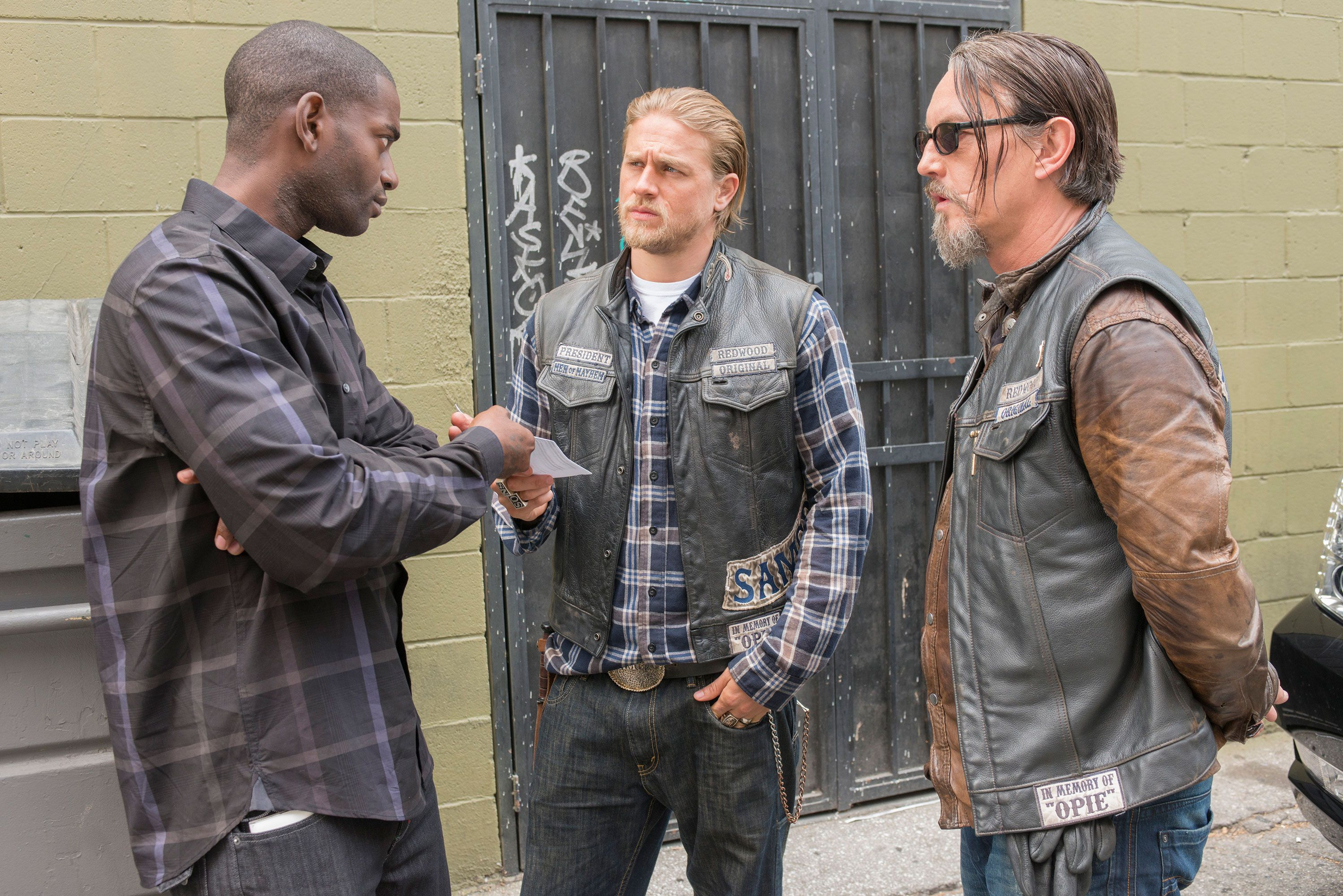 Sons of Anarchy, Greensleeves