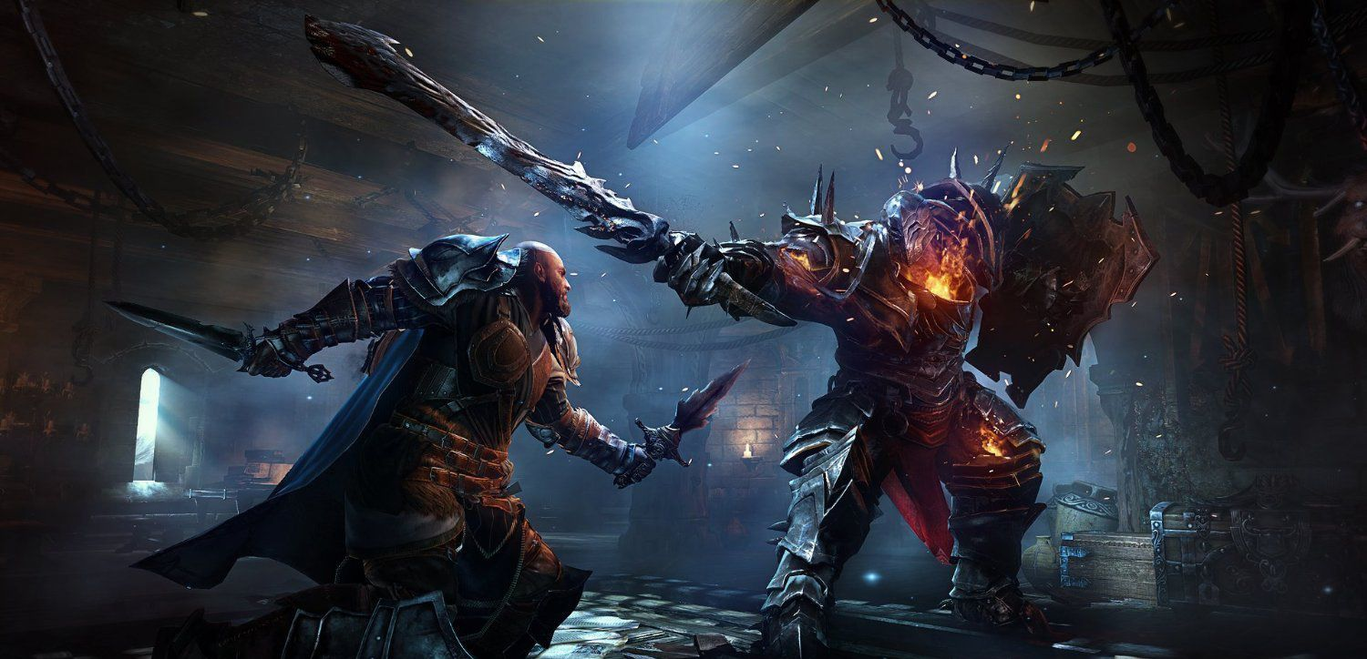 Review: Lords of the Fallen - Slant Magazine