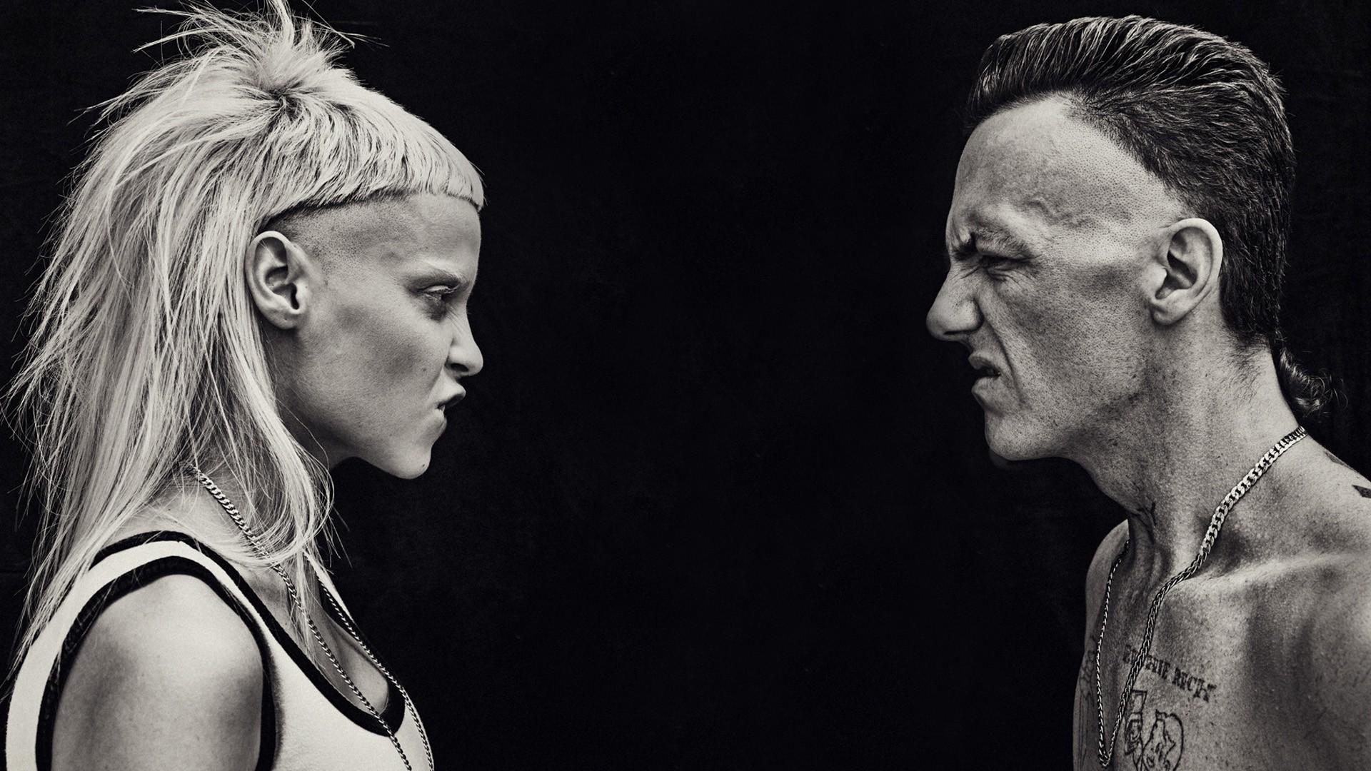 "Die Antwoord Recruits Jack Black, Marilyn Manson, Dita Von Teese, Flea, & More for ""Ugly Boy"" Music Video"