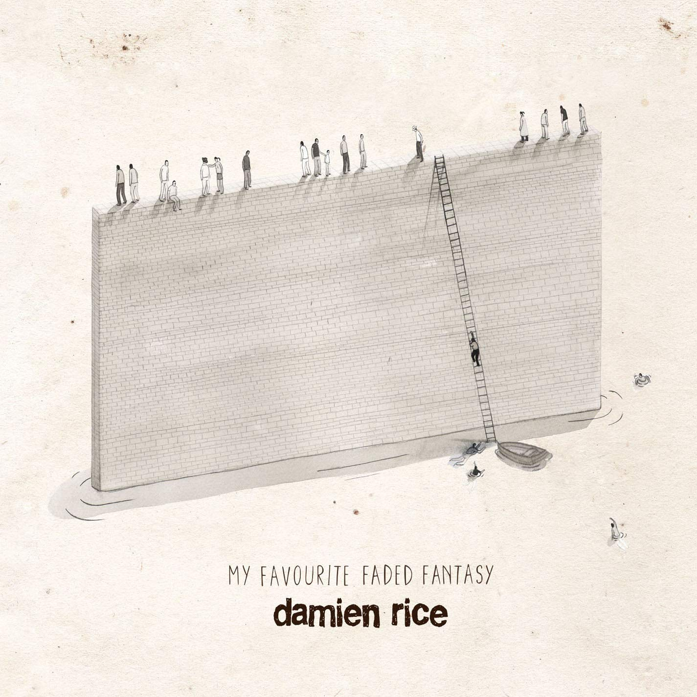 Review: Damien Rice, My Favourite Faded Fantasy - Slant Magazine