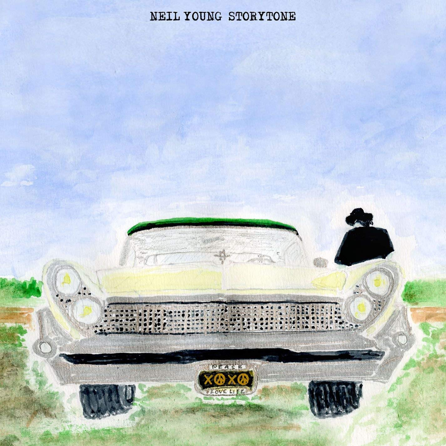 Neil Young, Storytone