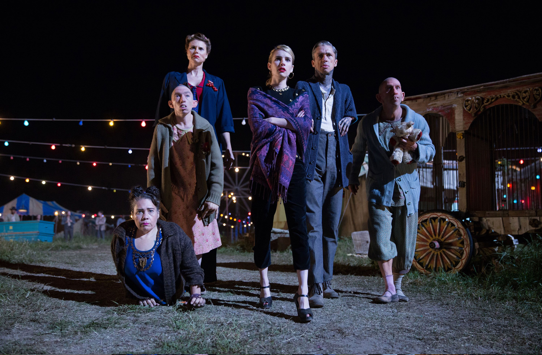 American Horror Story: Freak Show, Tupperware Party Massacre