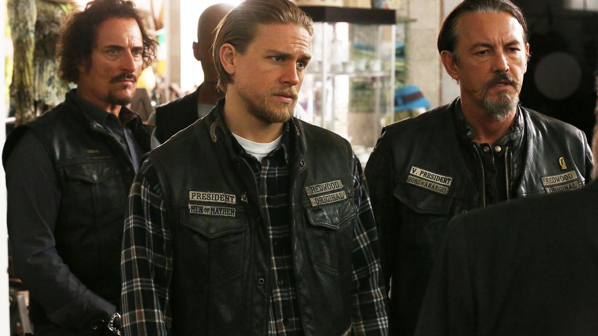 Sons of Anarchy, Papa's Goods