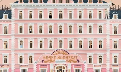 Matt Zoller Seitz, The Wes Anderson Collection: The Grand Budapest Hotel