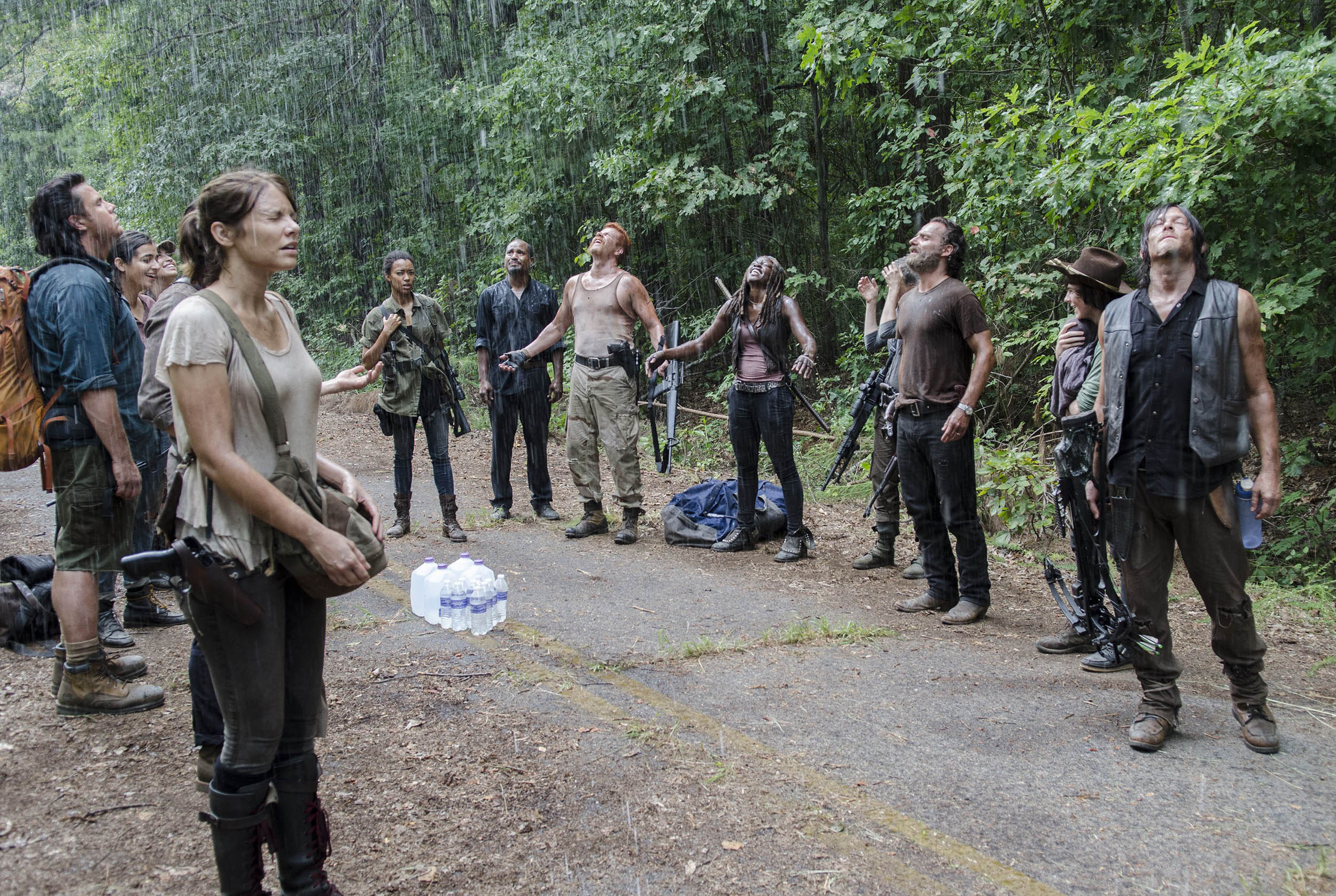 The Walking Dead, Them