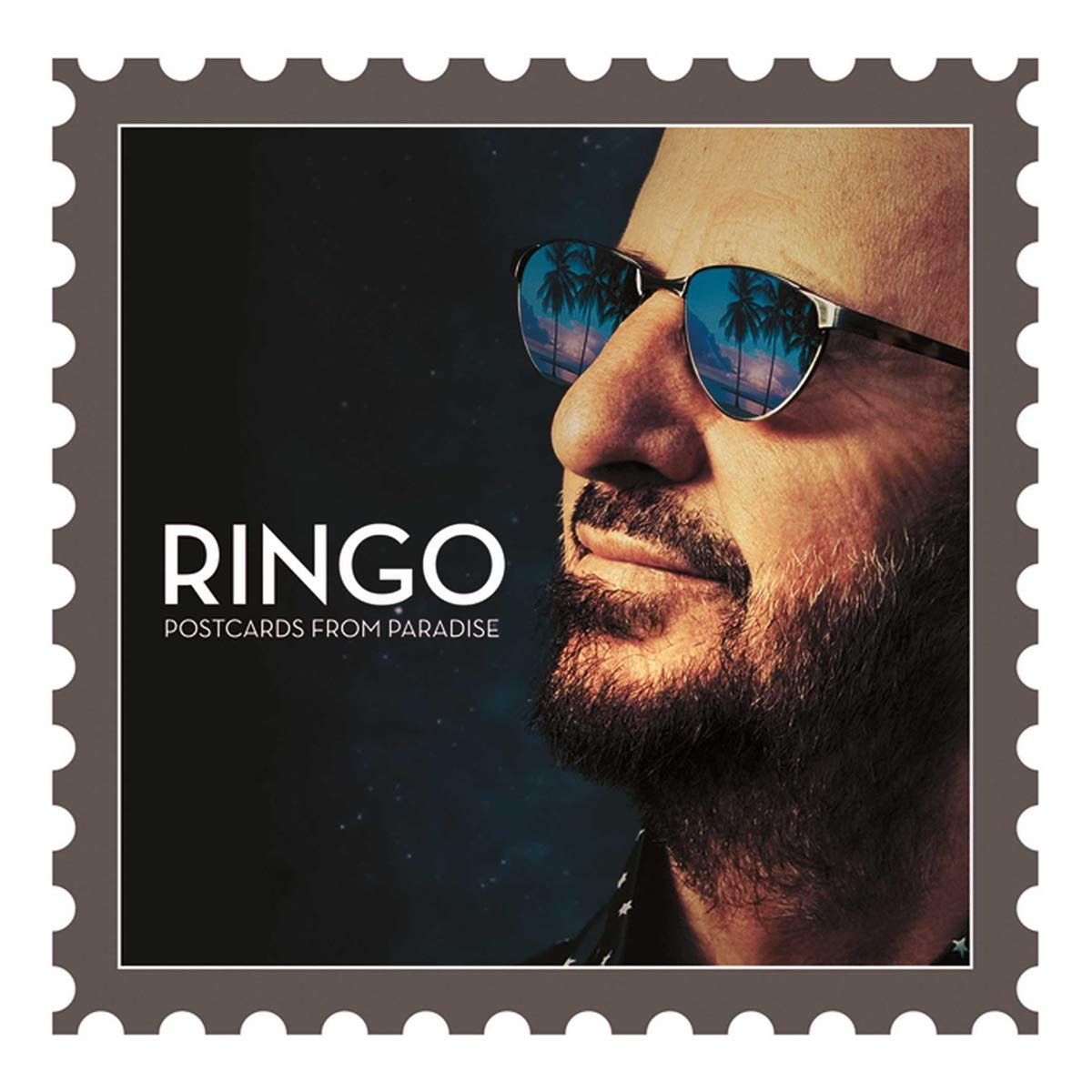 Ringo Starr, Postcards from Paradise