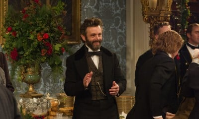 Interview: Michael Sheen on Far from the Madding Crowd