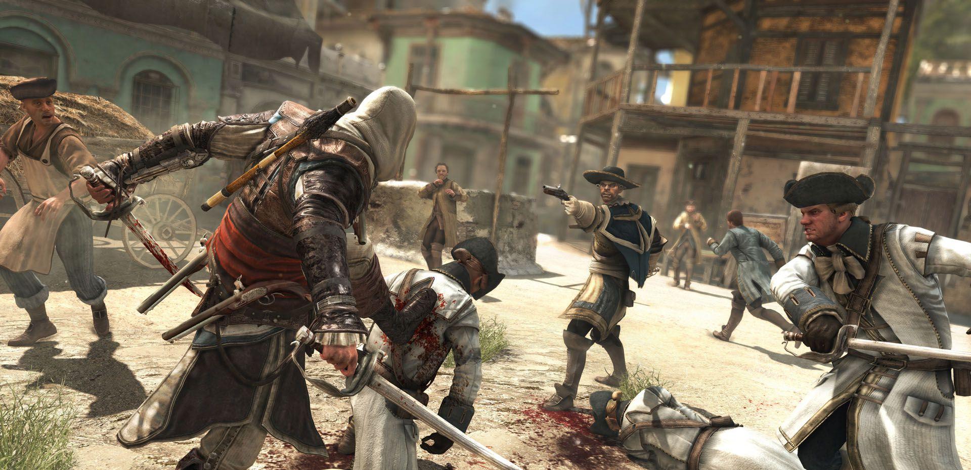 1a33b702a Review: Assassin's Creed IV: Black Flag - Slant Magazine
