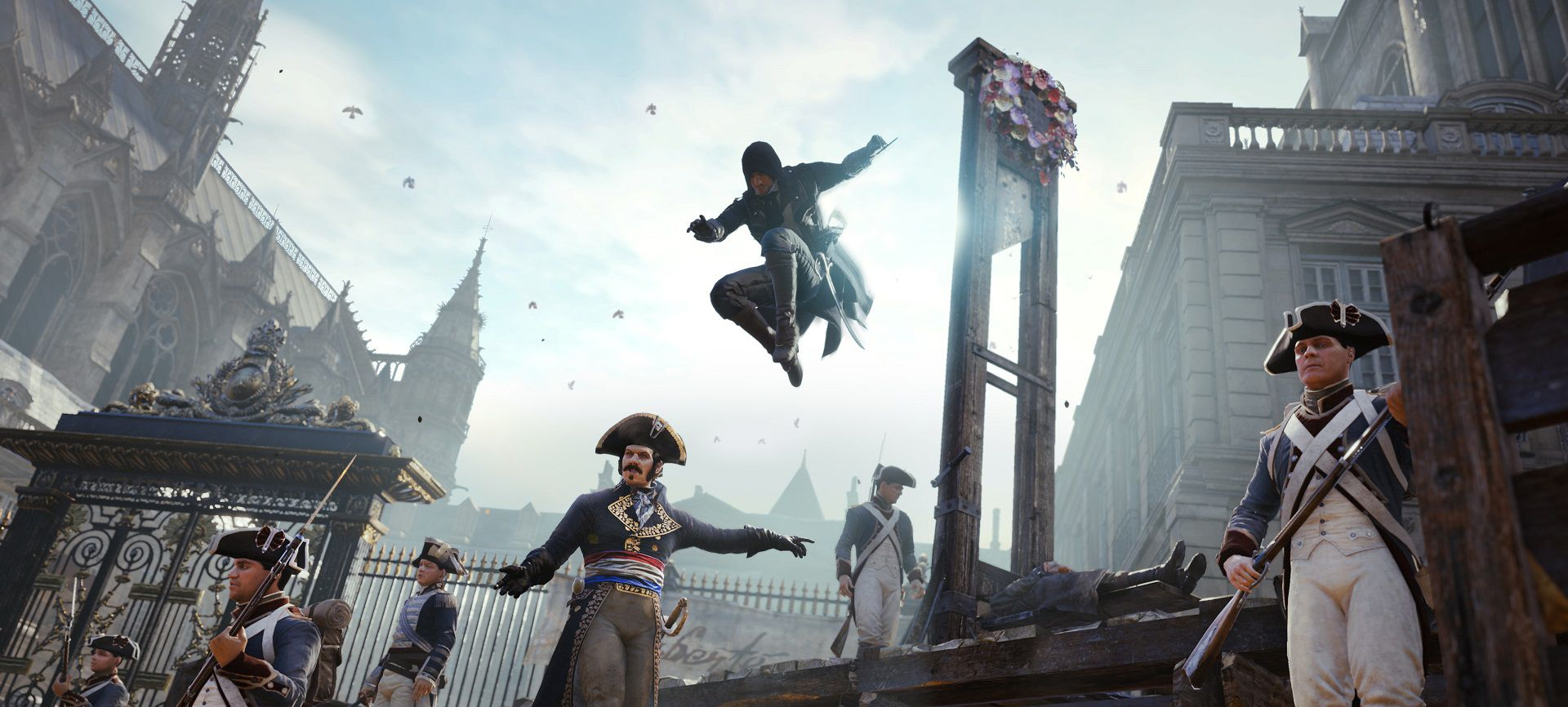 Review: Assassin's Creed: Unity - Slant Magazine
