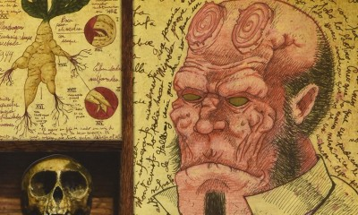 Guillermo del Toro, Cabinet of Curiosities