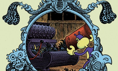 Dreams, Nightmares, and Future Visions: Jim Woodring's Congress of the Animals and Brooke Gladstone's The Influencing Machine