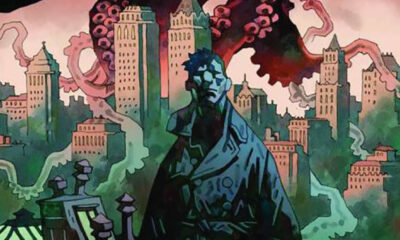 Mike Mignola and Christopher Golden, Joe Golem and the Drowning City