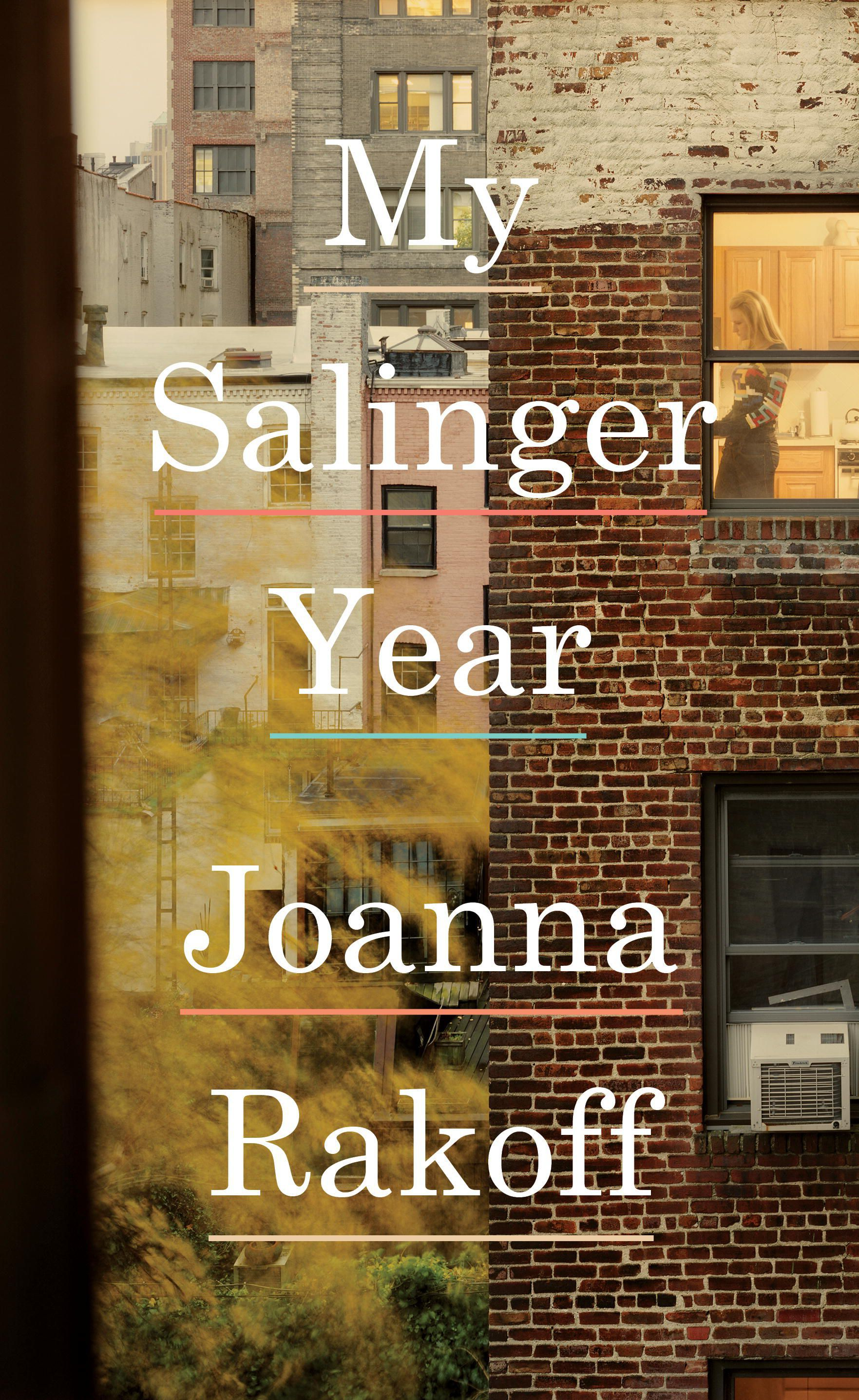 Review: Joanna Rakoff's My Salinger Year