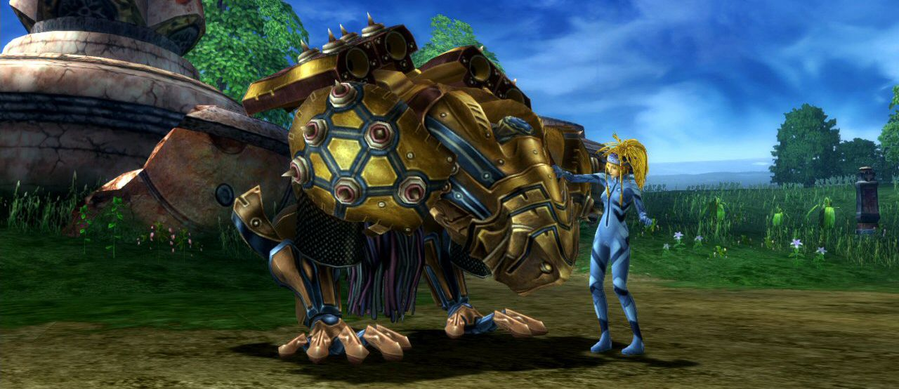 Review: Final Fantasy X / X-2 HD Remaster - Slant Magazine