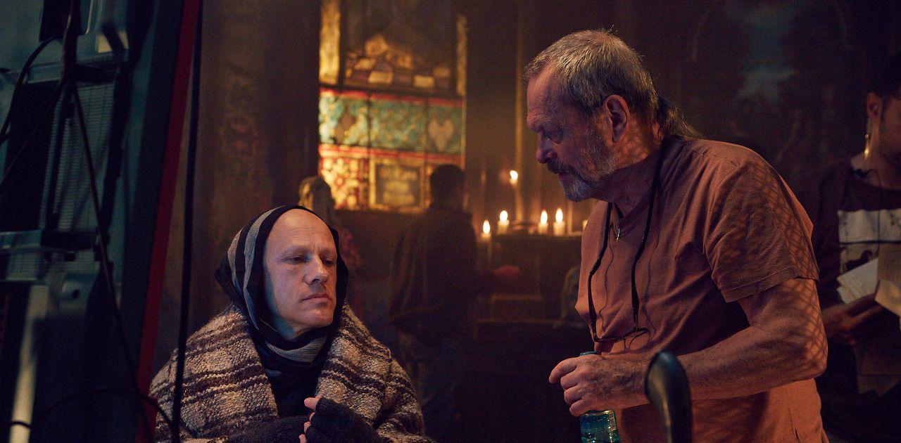 Interview: Terry Gilliam Talks The Zero Theorem