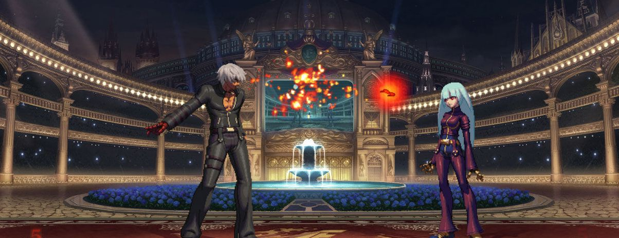 Review The King Of Fighters Xiii Slant Magazine