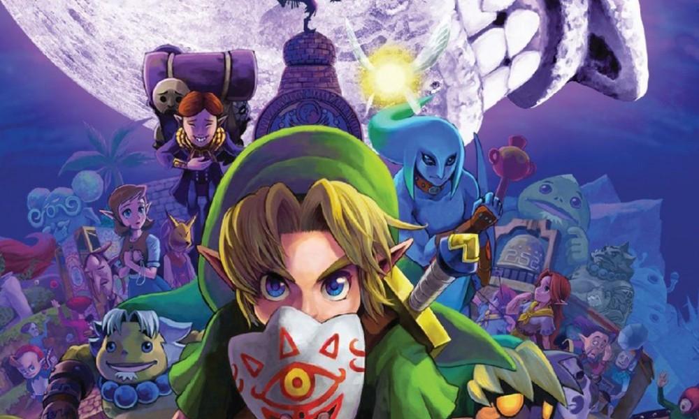 Review: The Legend of Zelda: Majora's Mask 3D - Slant Magazine