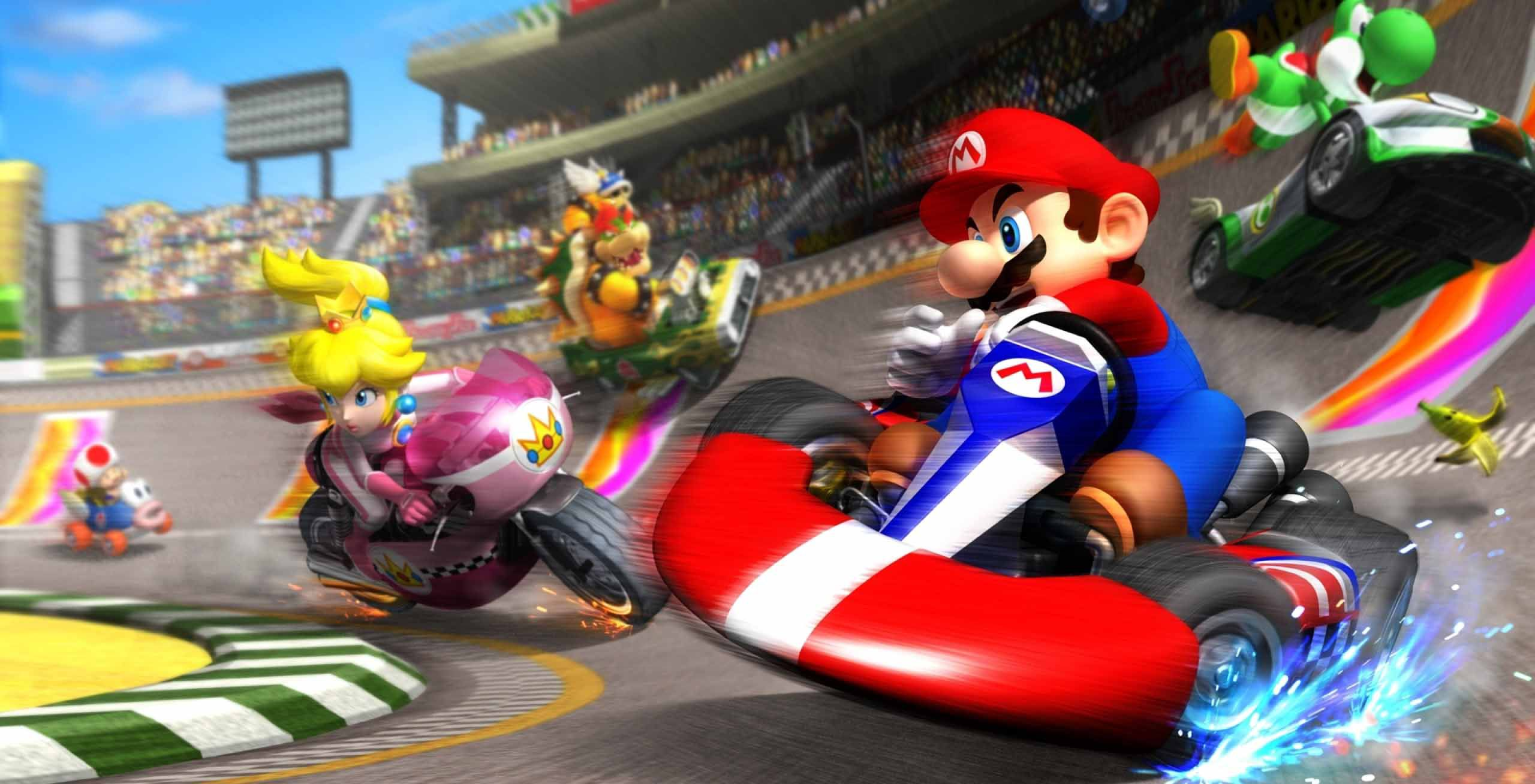 Review Mario Kart 8 Slant Magazine