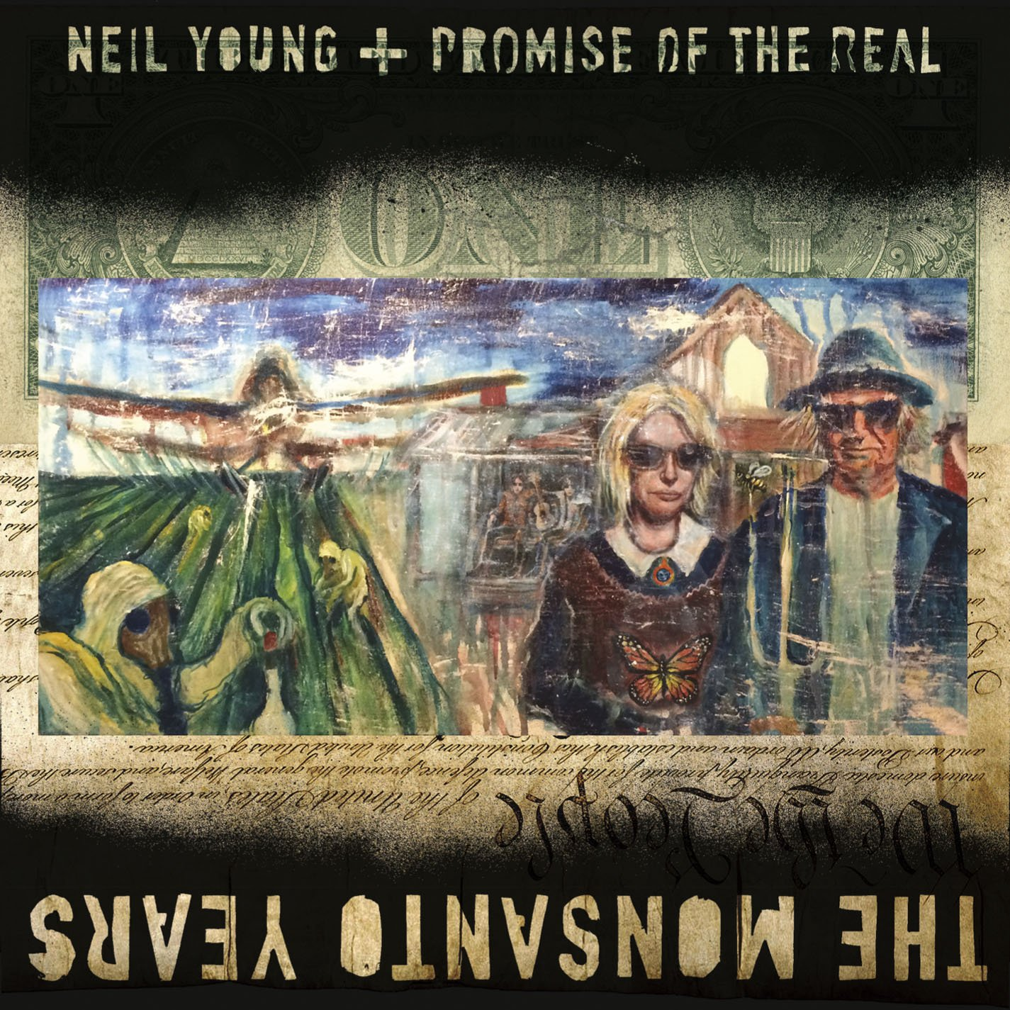 Neil Young and Promise of the Real, The Monsanto Years