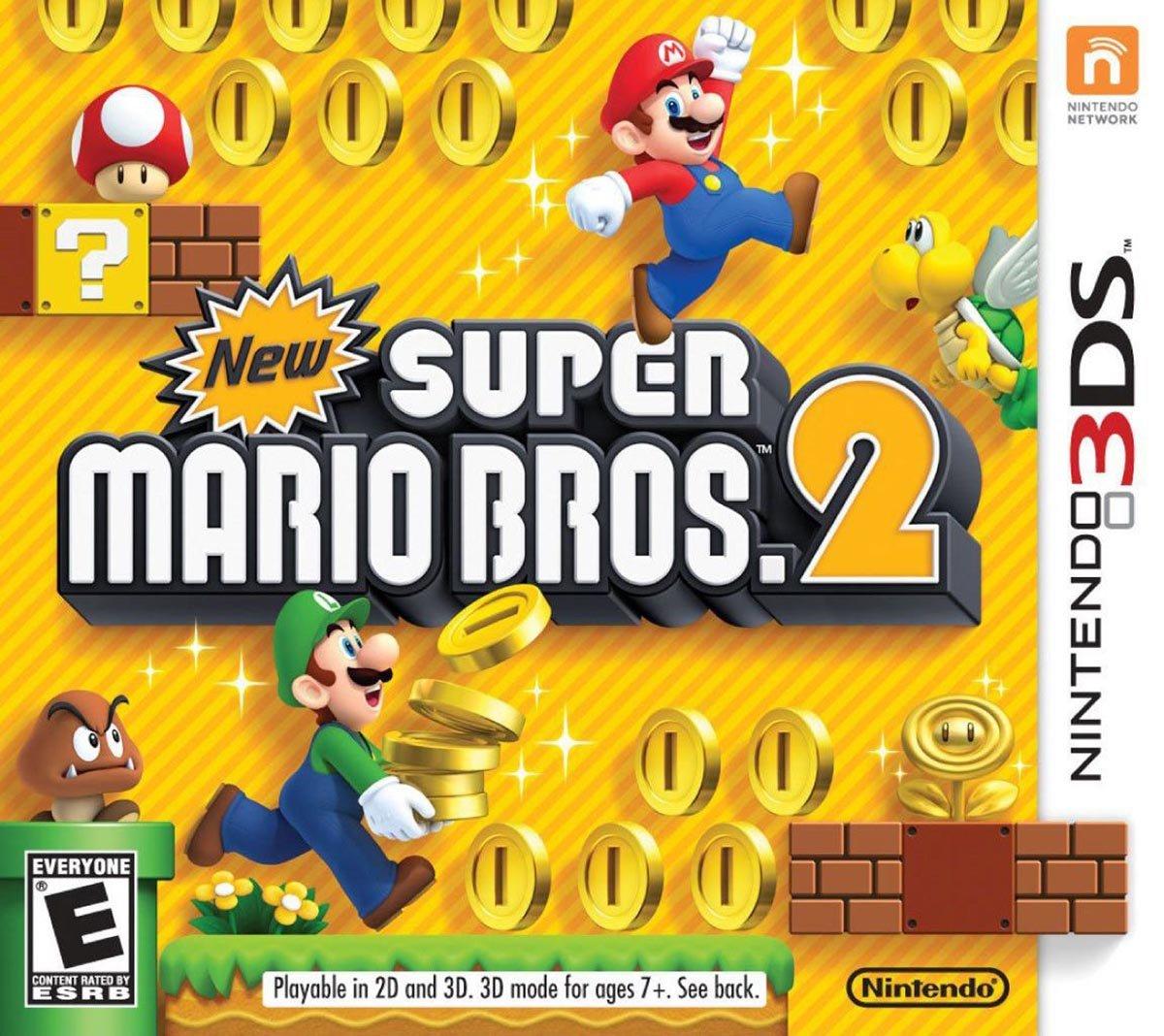 Review: New Super Mario Bros  2 - Slant Magazine